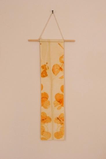 Textile art by Rachel